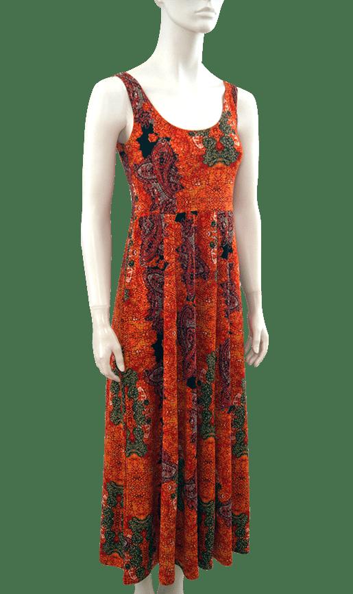 Robe Imprimée Longuette ou Courte