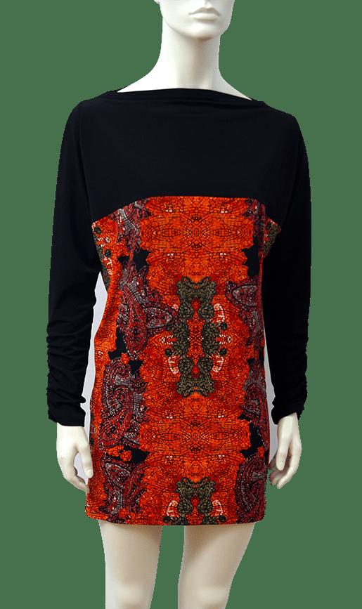 Robe – Tunique Imprimée